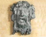 Plaque: Male Bacchus