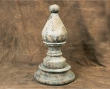 Decoration: Pawn Finial