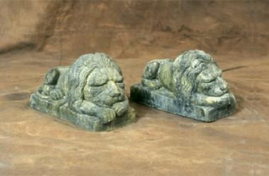 Decorative Small Lions