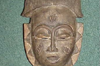 African Mask #1