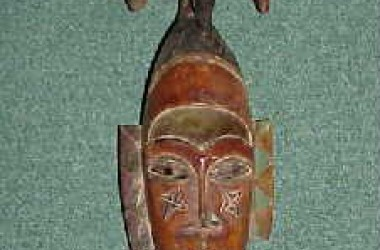 African Mask #4
