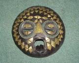 African [Ghana] Moon Mask [Lg]