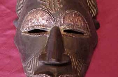 African Mask #2