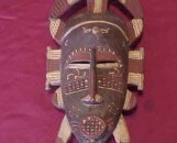 African Mask #3