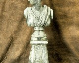 Classical Statue: Artemis Bust