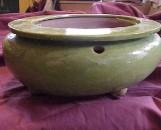 Lotus Large Self Watering Pot