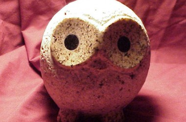 Owl Baby Girl