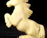 Chinese Marble Zodiac Horse