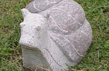 Chinese Snail In Marble