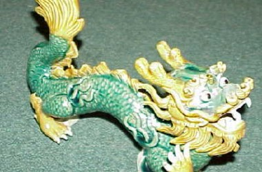 Chinese Green Dragon