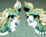 Chinese Small Green Dragons