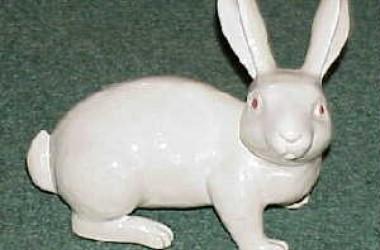 Porcelain Rabbit
