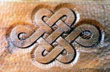 Celtic Knot Plaques