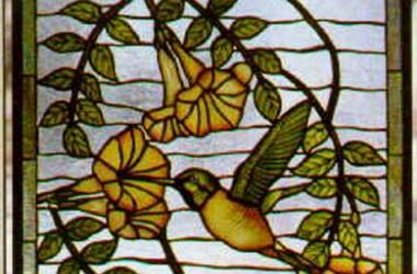 Meyda: Hummingbird Window